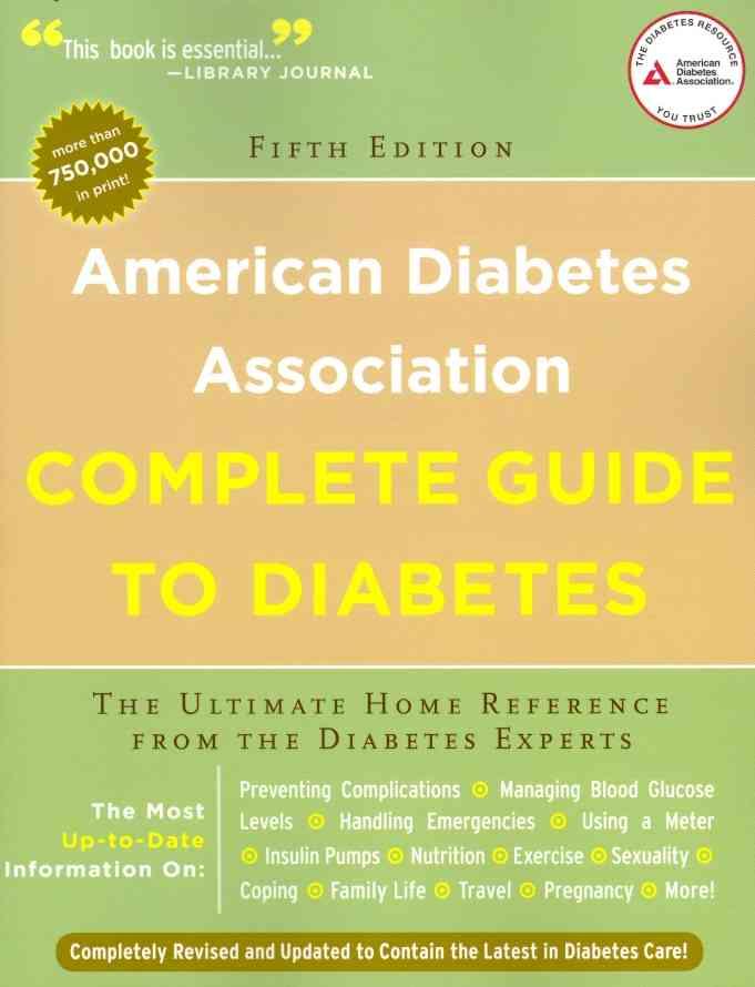American Diabetes Association Complete Guide to Diabetes By American Diabetes Association (COR)